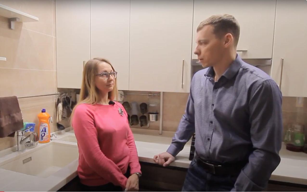 Отзыв Ульяны о кухне